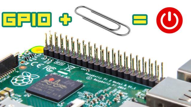 Raspberry Pi Jessi Autostart Shutdown Script Herrunterfahren GPIO Pin