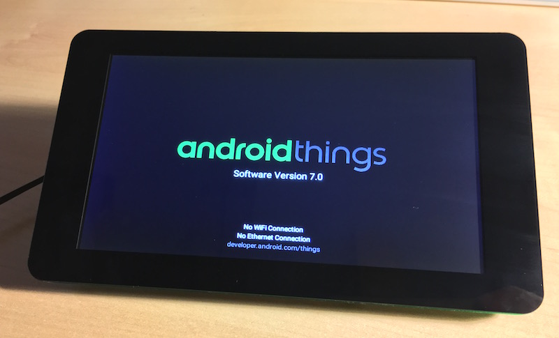 Android Things ADB Raspberry Pi verbinden