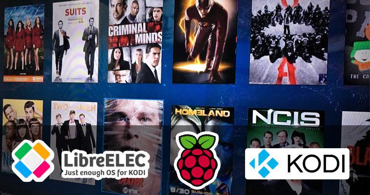 LibreELEC auf einem Raspberry Pi installieren - Media Center