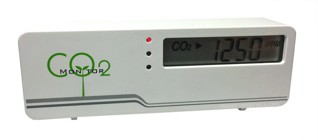 CO2-Messgerät AirCO2ntrol Platine FHEM
